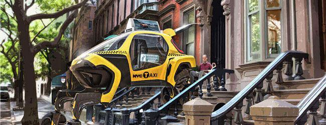 Il futuro dell'auto al CES 2019.