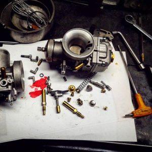 Carburazione KZ… Come funziona? 1a parte
