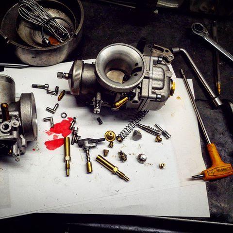 Carburazione KZ… Come funziona? 2a parte